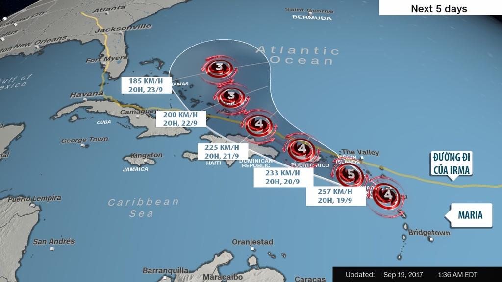 Sieu bao Maria do bo cap 5, Dominica bi tan pha nghiem trong hinh anh 6