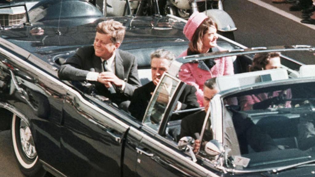 Trump co giai mat tai lieu vu am sat Kennedy? hinh anh 1