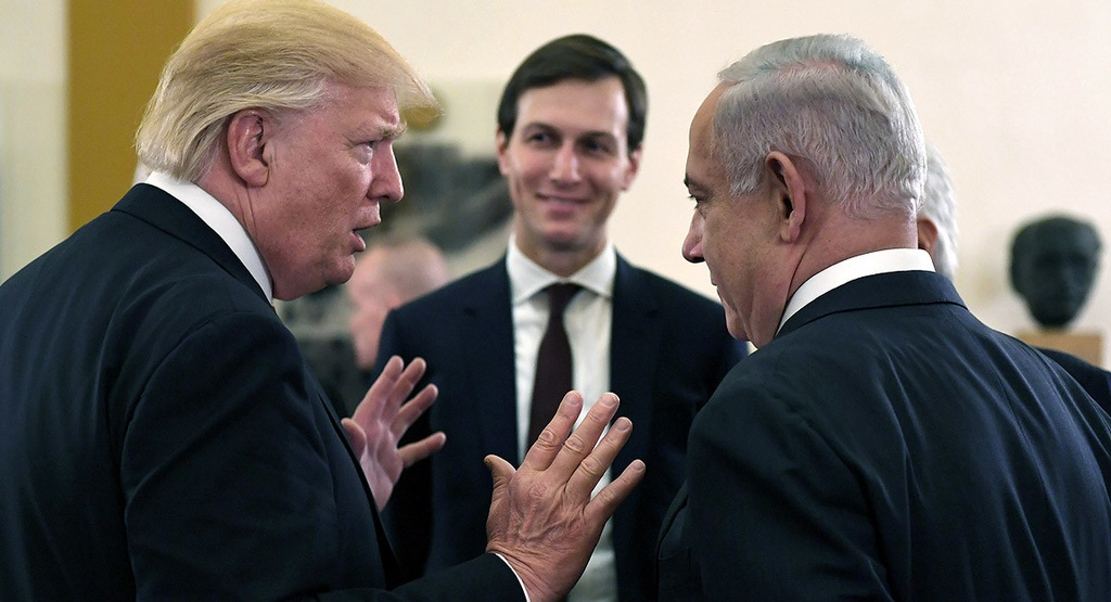Nuoc co lieu cua con re TT Trump voi 'thung thuoc no' Jerusalem hinh anh 1
