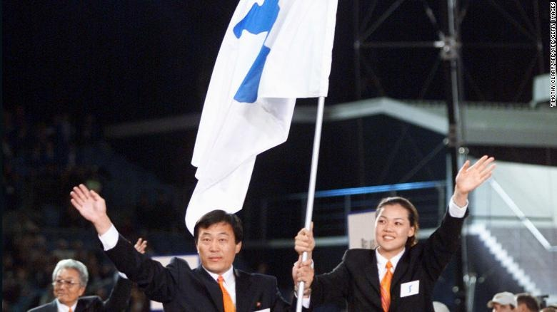 Olympics: Nhung khoanh khac ngot ngao trong quan he Han - Trieu hinh anh 3