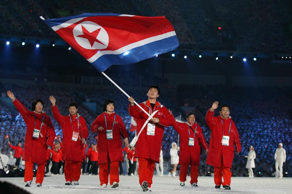 Olympics: Nhung khoanh khac ngot ngao trong quan he Han - Trieu hinh anh 2