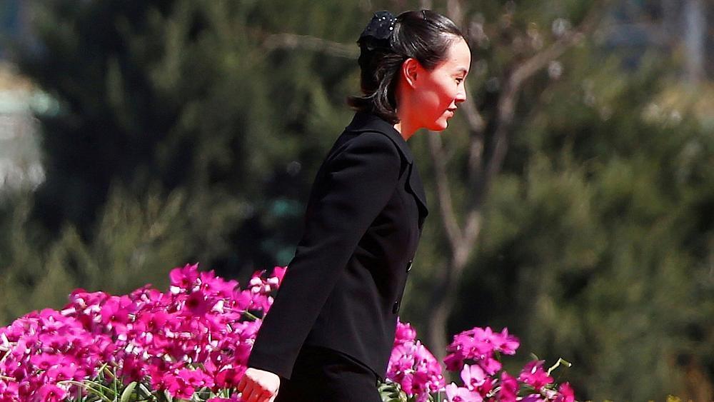 Em gai Kim Jong Un: 'Ivanka Trieu Tien' hay su gia chia cat My - Han? hinh anh 1