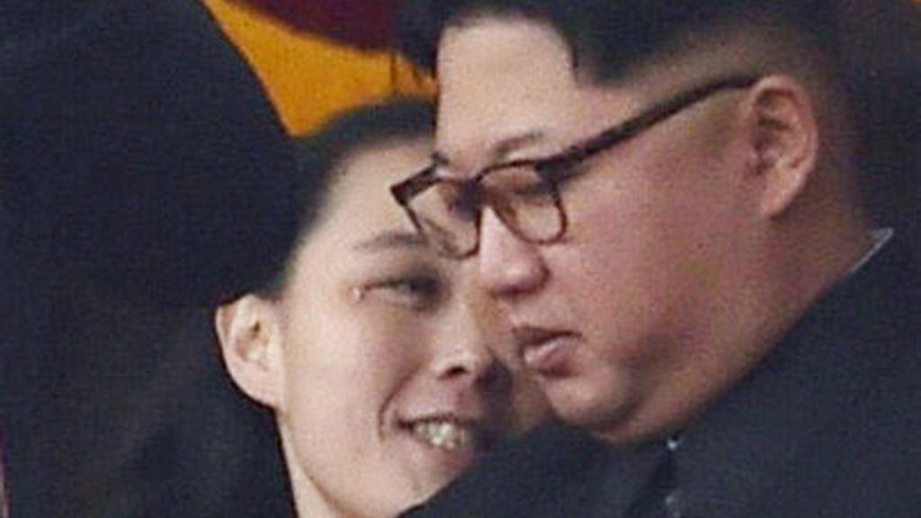 Em gai Kim Jong Un: 'Ivanka Trieu Tien' hay su gia chia cat My - Han? hinh anh 2