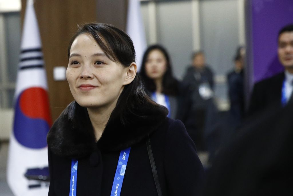 Con gai Trump toi Seoul: Du canh tranh voi 'Ivanka' cua Binh Nhuong? hinh anh 2