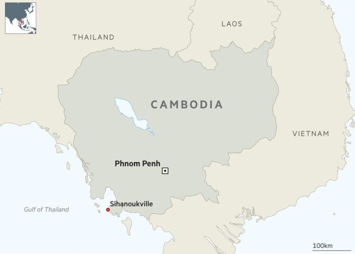 song bai Trung Quoc o Campuchia anh 3