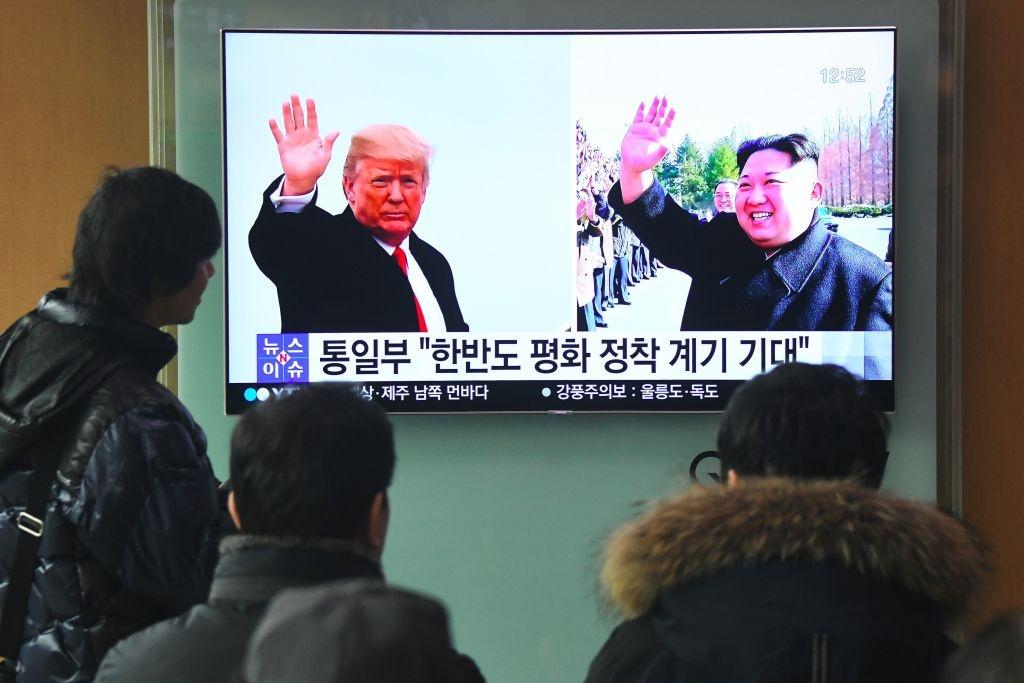 Trump gap go Kim Jong Un: Lam nhung gi nguoi tien nhiem khong the hinh anh 1