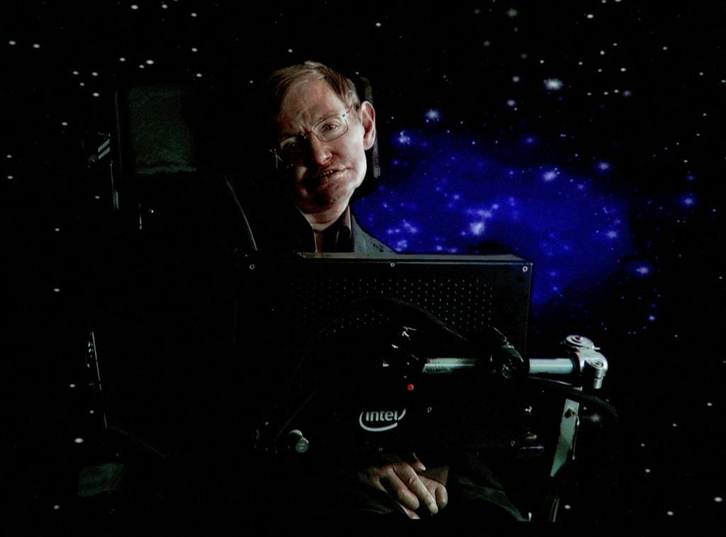 Stephen Hawking di roi, chung ta cung dung quen nhin len nhung vi sao hinh anh 1