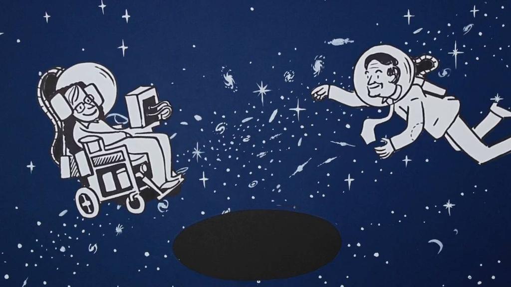 Stephen Hawking di roi, chung ta cung dung quen nhin len nhung vi sao hinh anh 5