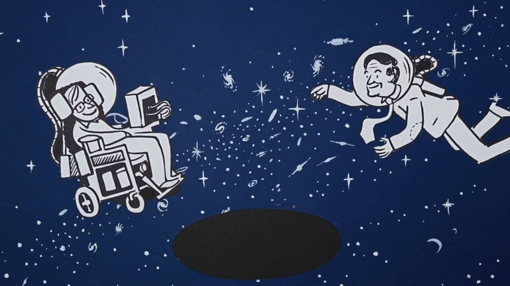 Stephen Hawking qua doi anh 5