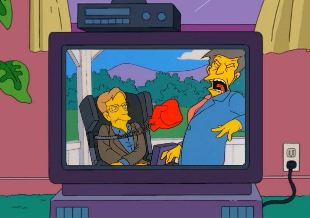 Stephen Hawking qua doi anh 2