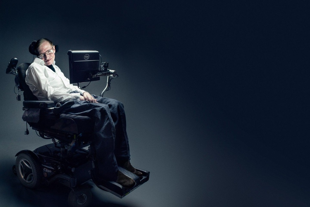 Co may cua 'ong gia thong minh nhat the gioi' Stephen Hawking hinh anh 1