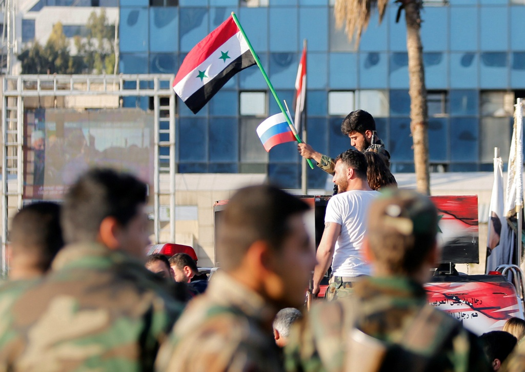 Lien quan khong kich Syria, nhung The chien thu 3 se khong den hinh anh 2