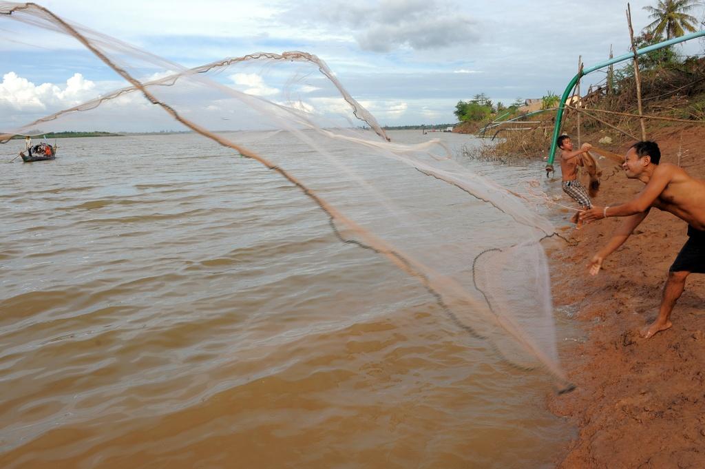 dap thuy dien Mekong anh 2