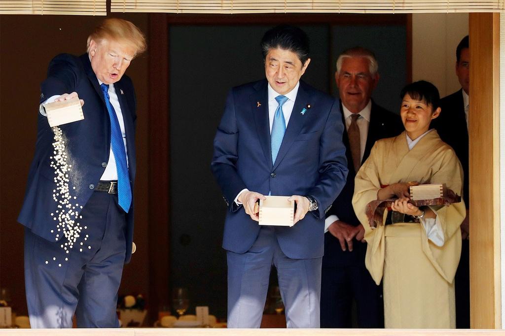 113 trieu USD cua Trump la qua nho be so voi 'Vanh dai, Con duong' hinh anh 3