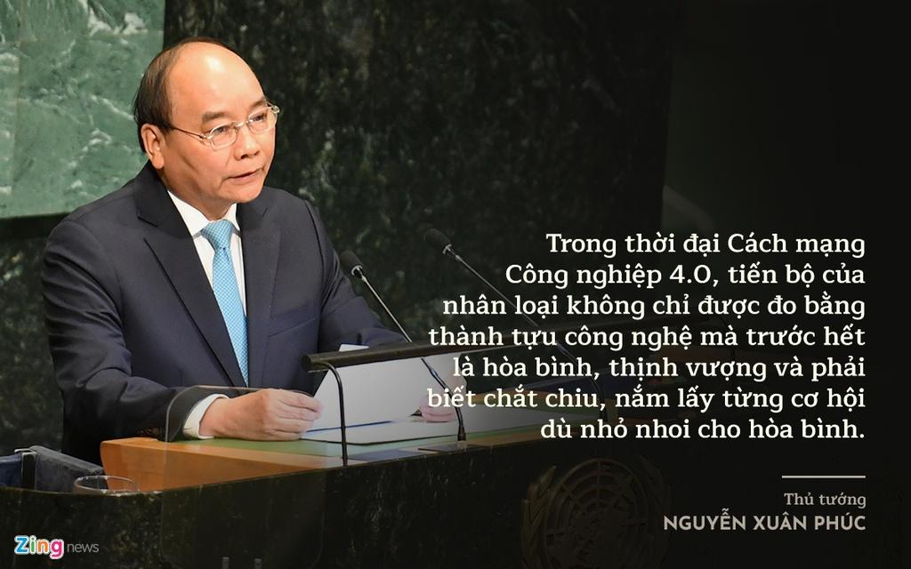 Thu tuong Nguyen Xuan Phuc cong du anh 1