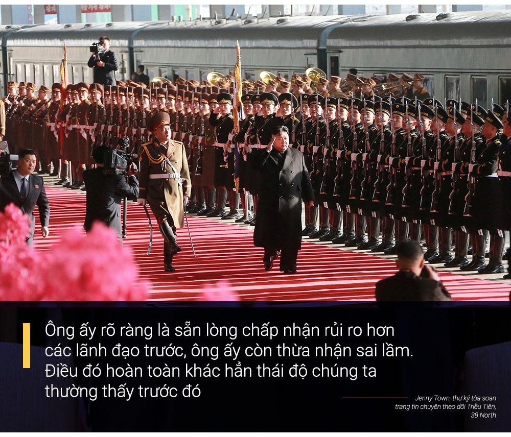 Donald Trump va Kim Jong Un: Moi quan he ky la cua nhung ca tinh manh hinh anh 7