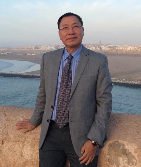 Iran 'khong lieu linh dua may bay den gan tau chien My' luc nay hinh anh 1