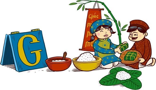Chua Cau va cac bieu tuong van hoa Viet Nam tung duoc Google vinh danh hinh anh 2