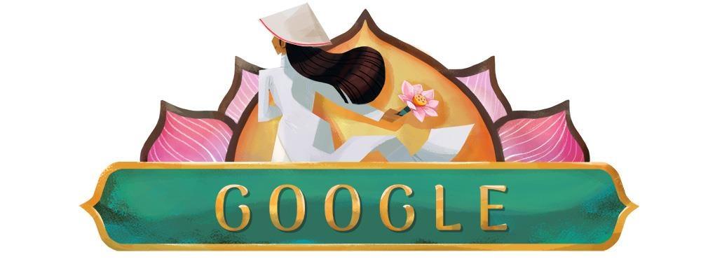 Chua Cau va cac bieu tuong van hoa Viet Nam tung duoc Google vinh danh hinh anh 10