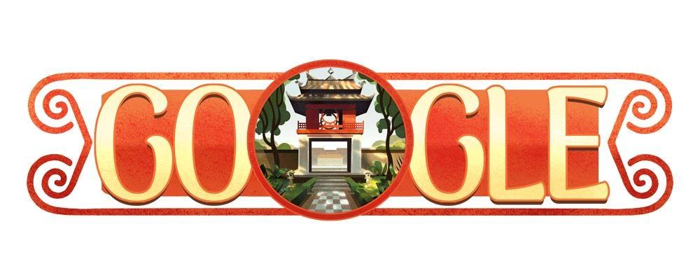 Chua Cau va cac bieu tuong van hoa Viet Nam tung duoc Google vinh danh hinh anh 9