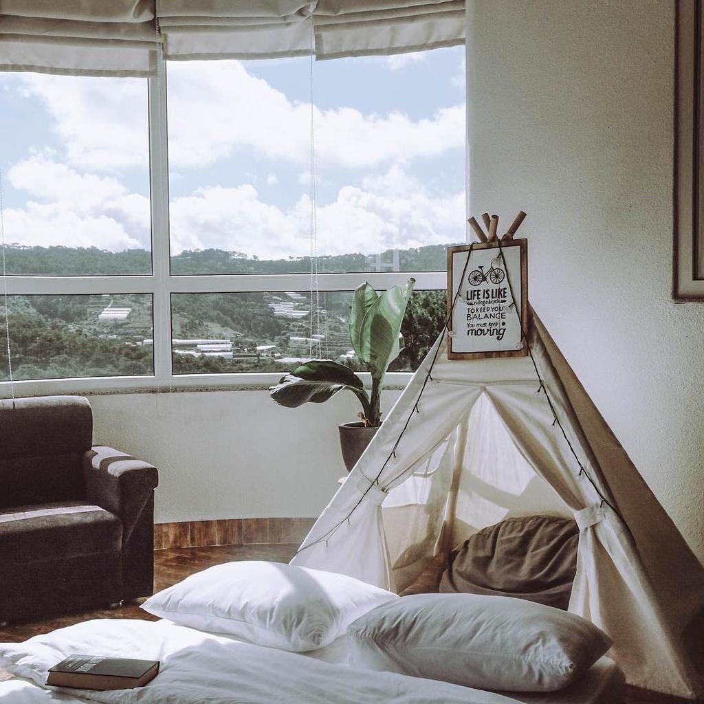 Nhung homestay co view om tron nui rung o Da Lat hinh anh 11 tom3.jpg