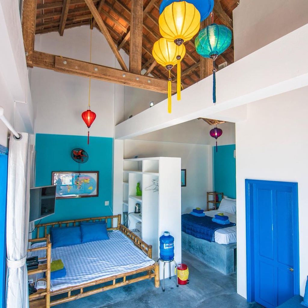 4 homestay đẹp, gần biển cho kỳ nghỉ trọn vẹn ở Quy Nhơn - Ảnh 6.