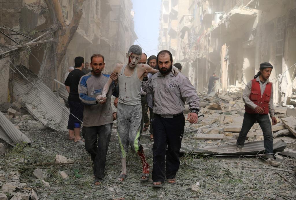 Anh khong kich dam mau o Syria chan dong nhat tuan hinh anh 2