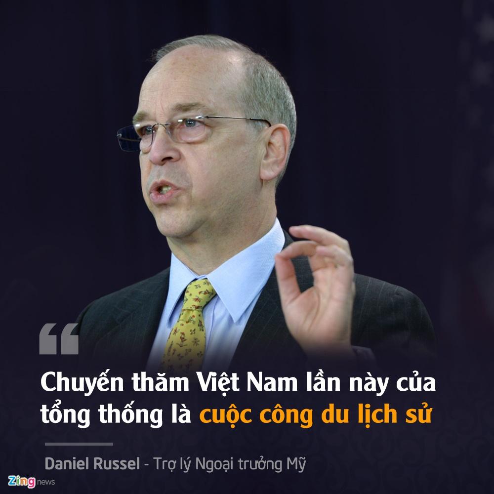 Nha ngoai giao Viet-My: Quan he song phuong tien nhu ten lua hinh anh 1