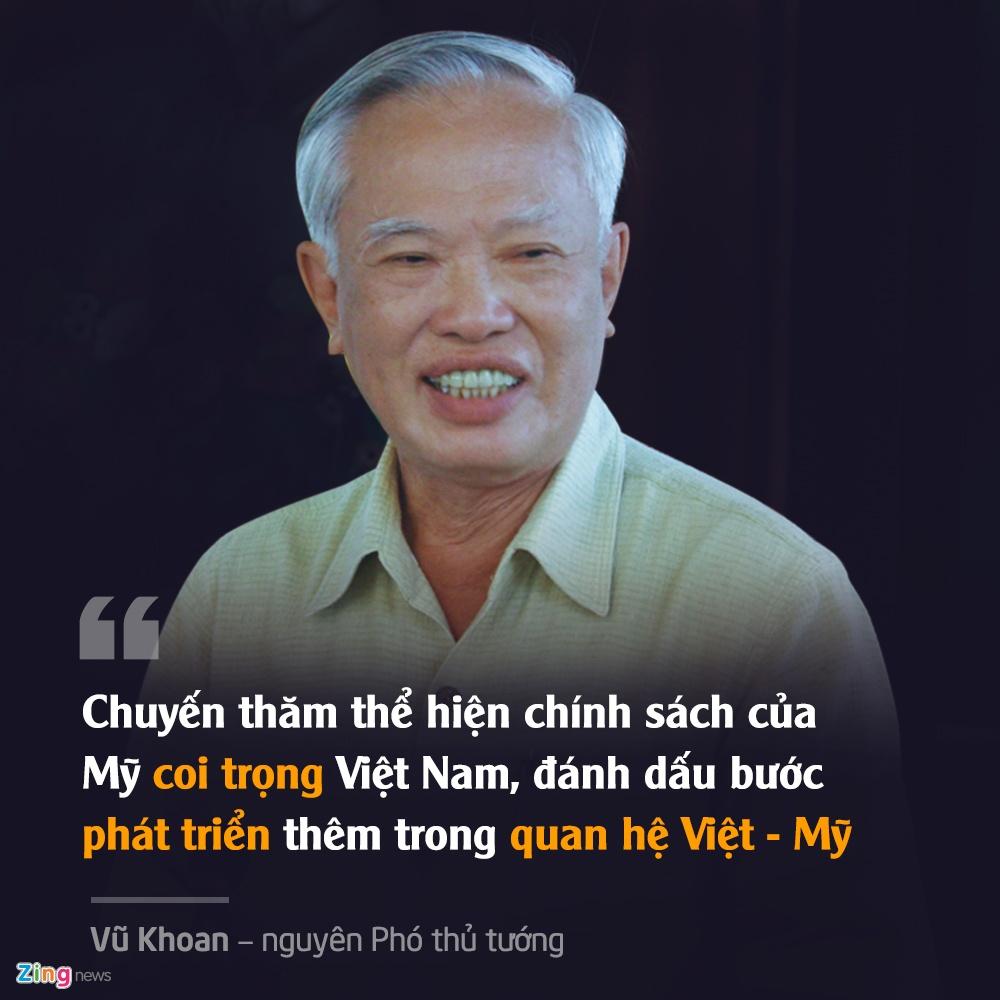 Nha ngoai giao Viet-My: Quan he song phuong tien nhu ten lua hinh anh 2