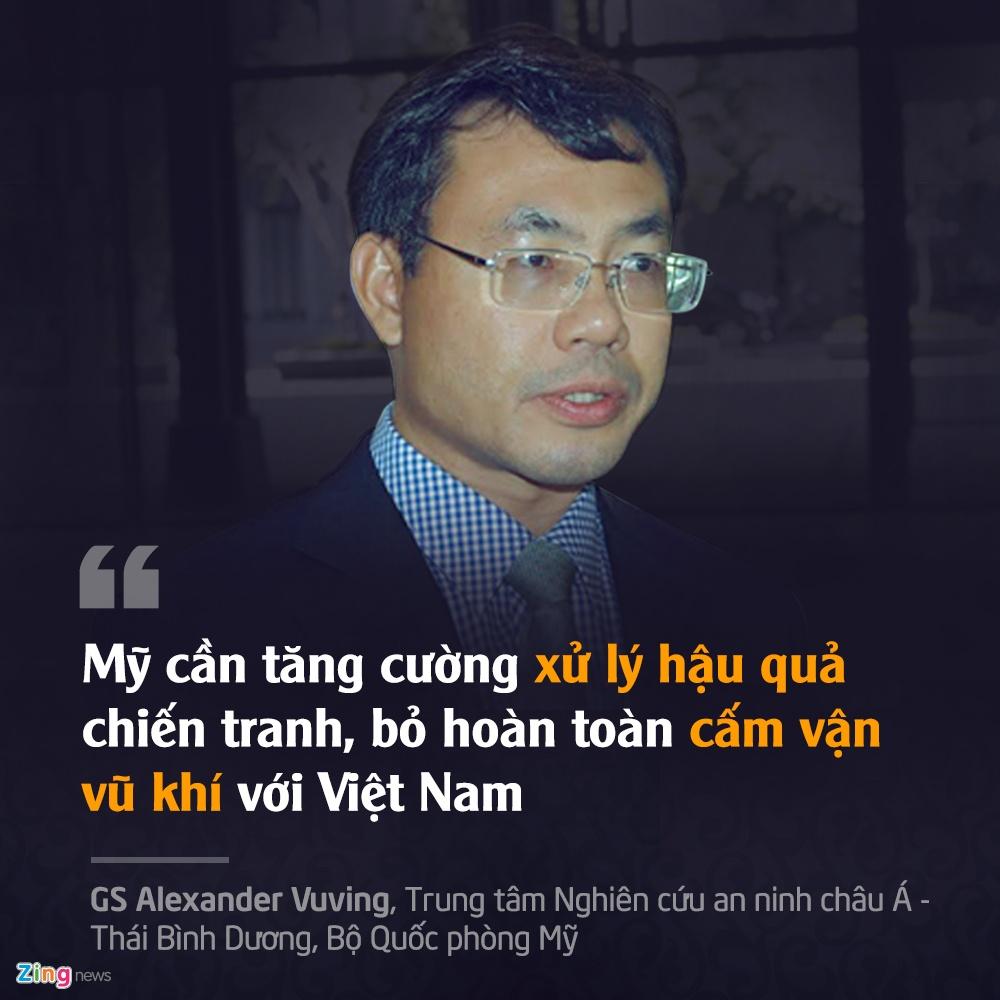 Nha ngoai giao Viet-My: Quan he song phuong tien nhu ten lua hinh anh 6