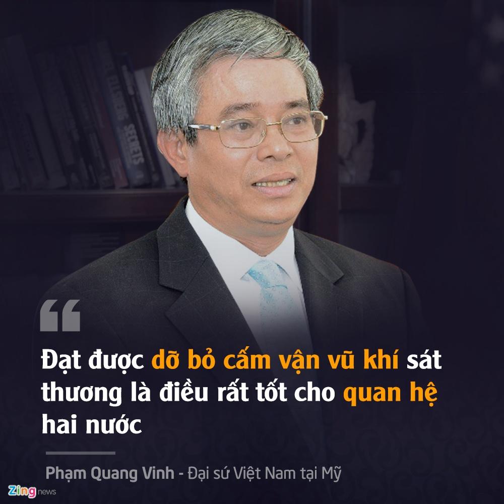 Nha ngoai giao Viet-My: Quan he song phuong tien nhu ten lua hinh anh 4