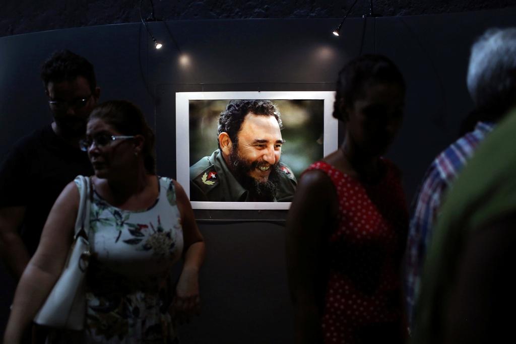 Dan Cuba mung sinh nhat thu 90 cua ong Fidel Castro hinh anh 3