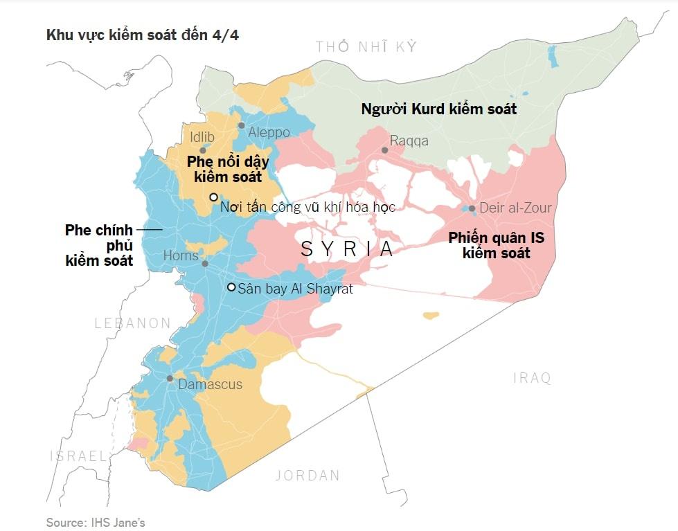 24 gio tu tuyen bo den doi ten lua vao Syria cua Trump hinh anh 6