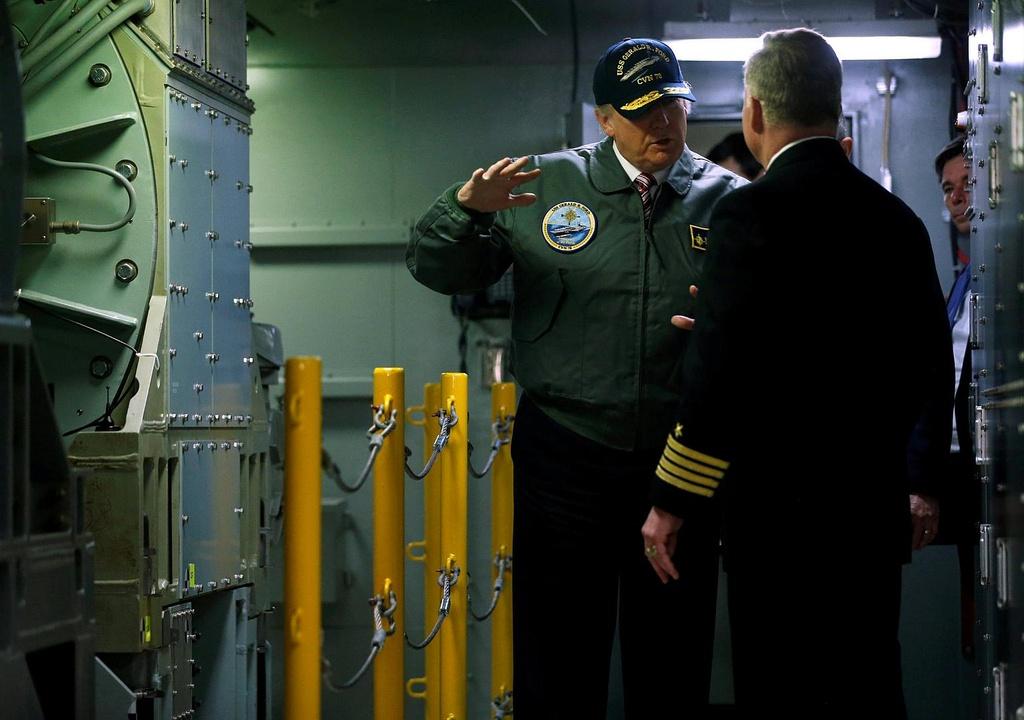tau san bay USS Gerald Ford anh 6