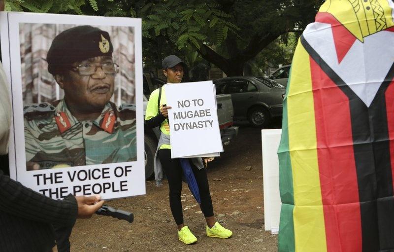 Dan Zimbabwe xuong duong doi ket thuc 'trieu dai Mugabe' hinh anh 8