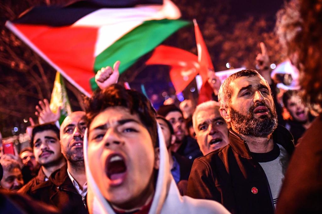 Dai su Palestine: Khong ai ung ho quyet dinh sai lam cua Trump hinh anh 2