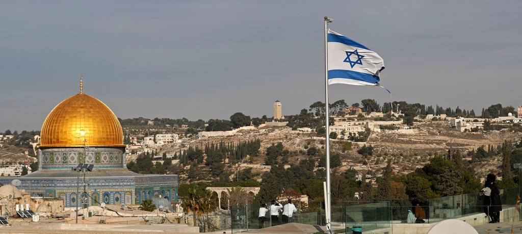 Cong nhan Jerusalem khong phai 'nu hon tu than' cho dam phan hoa binh hinh anh 2