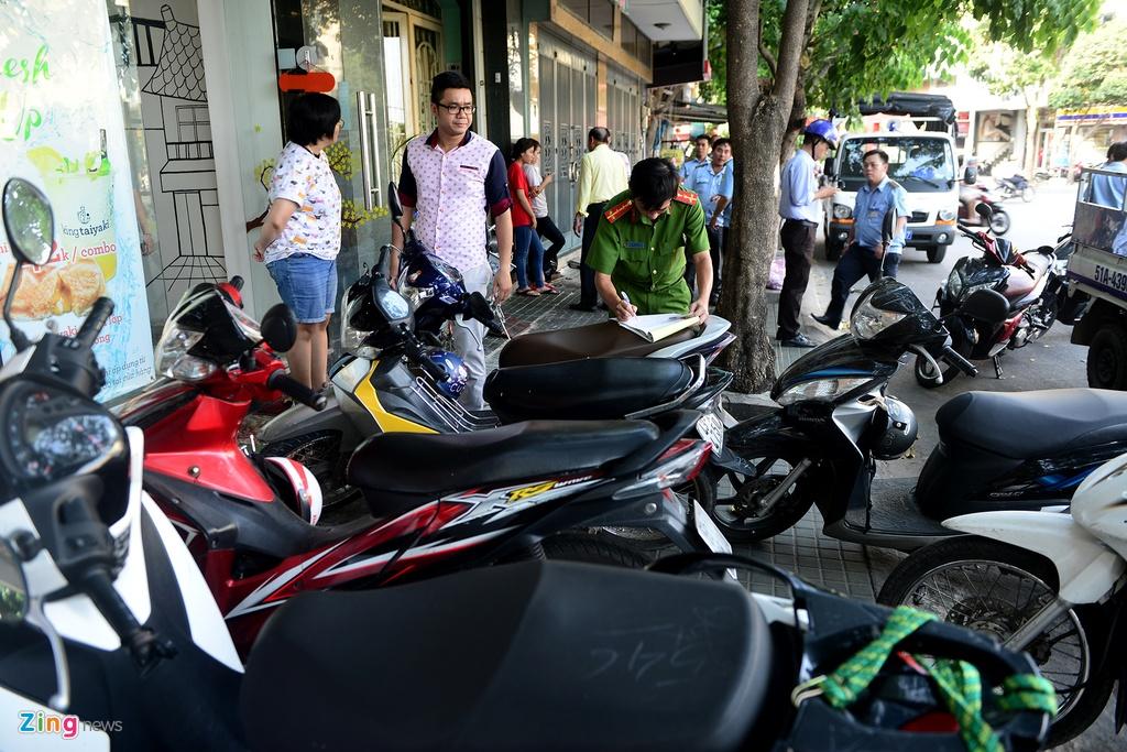 Nguoi Sai Gon phan ung truoc 'con loc dep via he' hinh anh 8