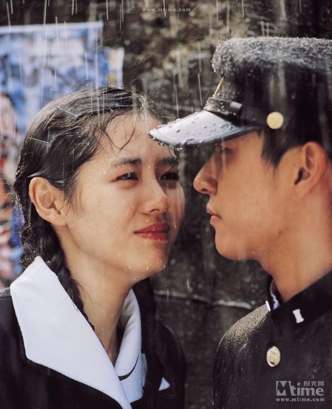 Nhan sac tinh dau quoc dan Son Ye Jin qua thoi gian hinh anh 4 sonyejin2.jpg