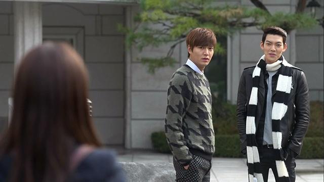 Kim Woo Bin - sao nam hang A mac benh ung thu o tuoi doi muoi hinh anh 1 heirs_lee_min_ho_and_kim_woo_bin.jpg