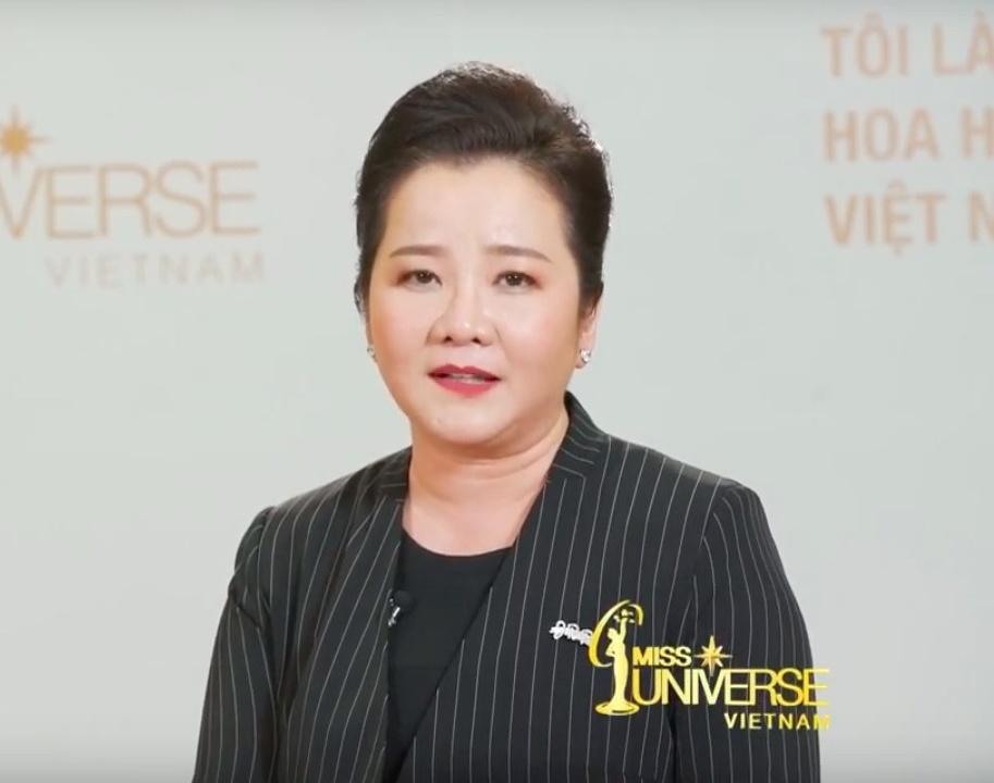 Thi sinh Hoa hau Hoan vu Viet Nam bo di khi ban nga gay tranh cai hinh anh 2
