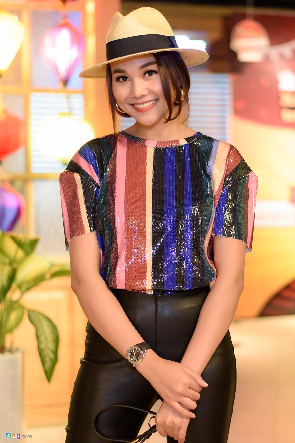 Thanh Hang: 'Toi khuyen Minh Hang tinh tao sau on ao voi Ho Ngoc Ha' hinh anh 5