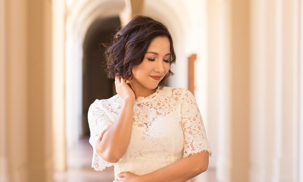 My Linh khen Miu Le anh 1
