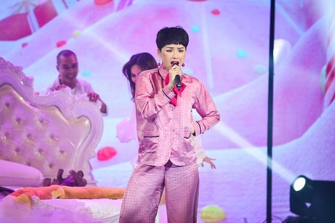My Linh khen Miu Le anh 4
