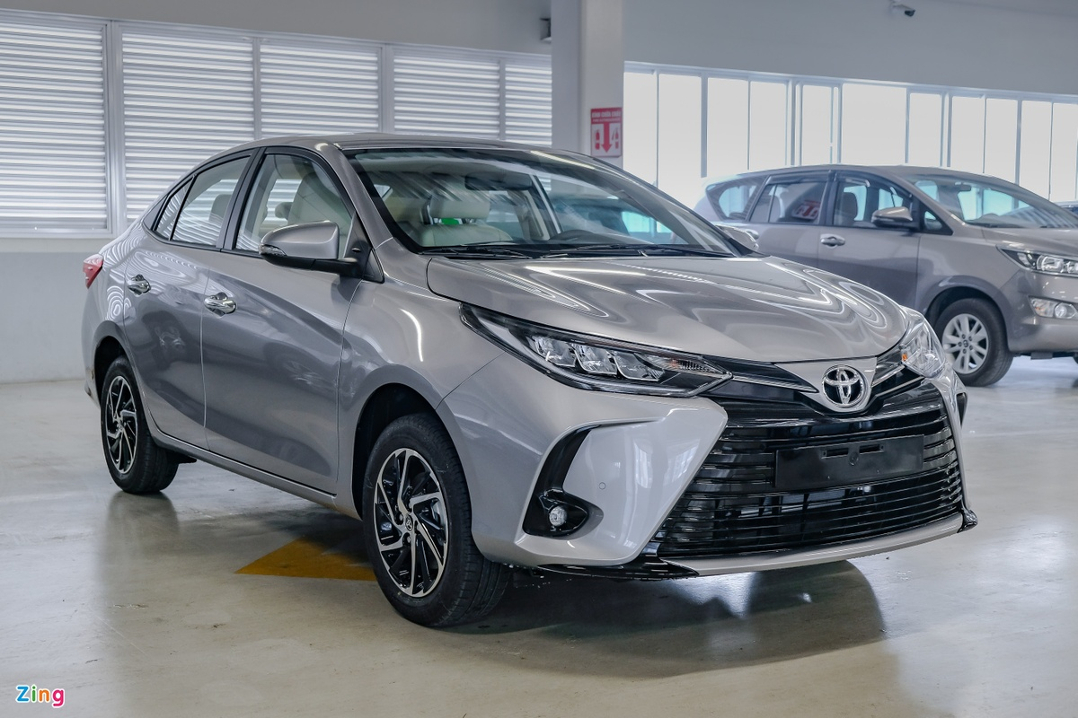 Toyota Vios 2021 anh 1