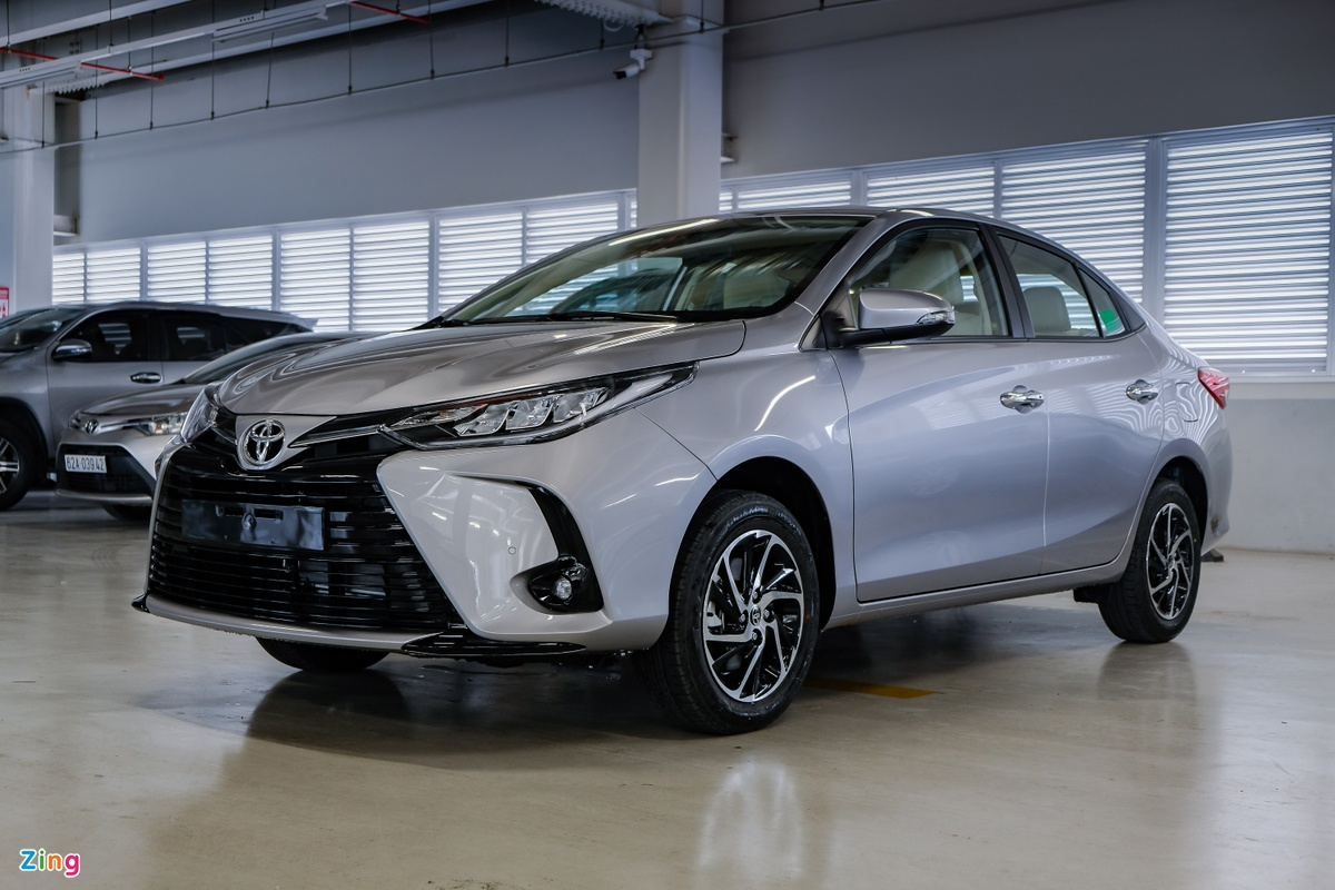 Toyota Vios 2021 anh 2