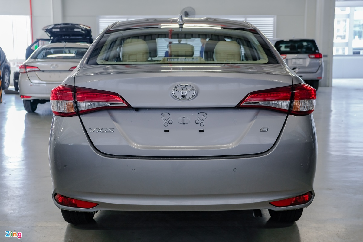 Toyota Vios 2021 anh 8