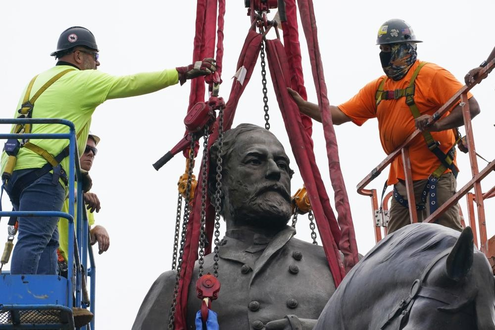 qua trinh thao do tuong cua Tuong Robert E.Lee anh 7
