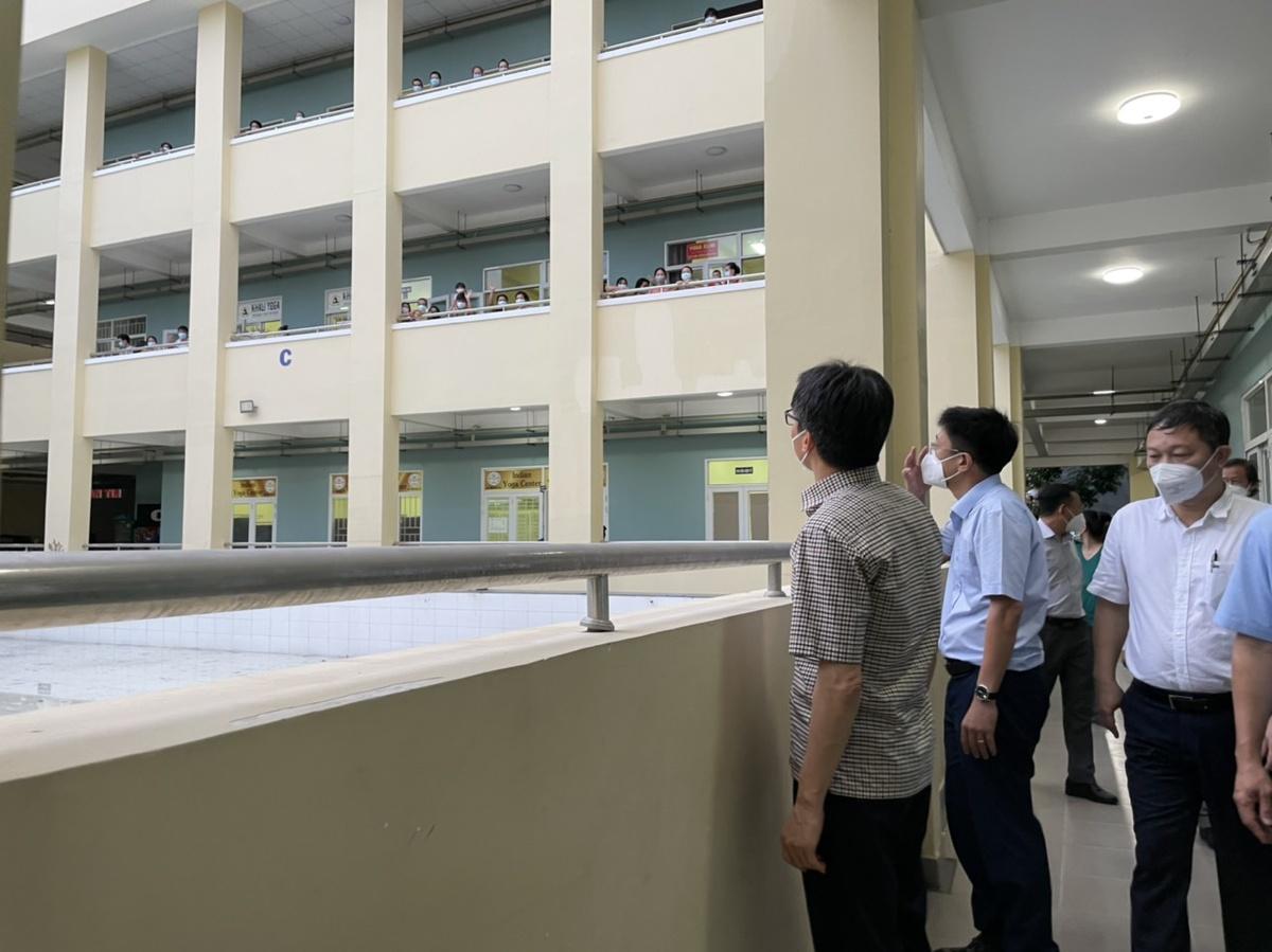 Pho thu tuong Vu Duc Dam tai TP.HCM anh 2
