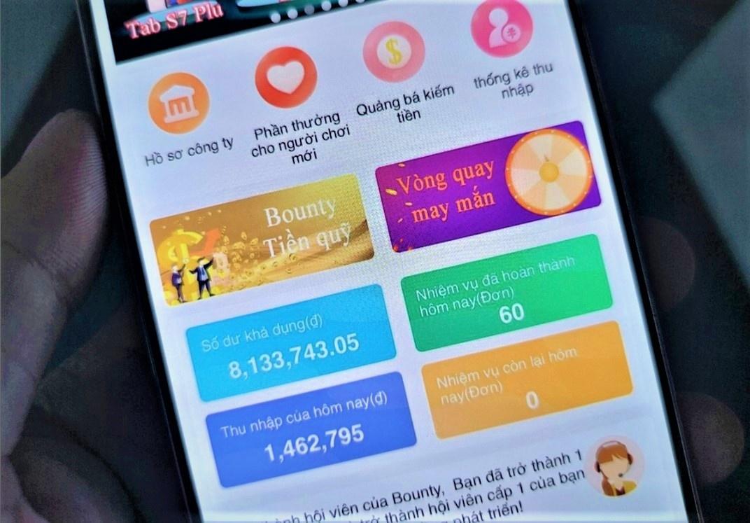 App da cap tra thuong Bounty anh 3